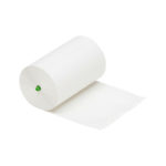 Rouleau de serviettes en papier GLESSDOX® - Blanc, 2 PCS, 230 mm, 90 m, 12pcs