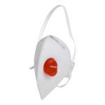 Masque de protection respiratoire jetable pliable FM 1000 avec valve - FFP2 NR D, Avec valve, 15pcs