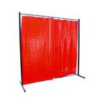 Rideau de protection portable pour le soudage - 1598, 200 x 190 cm, 1pcs