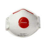Masque de protection respiratoire jetable FFP1CM2000 avec valve - FFP1 NR D, Avec valve, 149, 10pcs