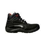 Chaussure de sécurité haute S3 Magma II - 38, Noir, Nubuck, S3, 1pcs