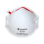 Masque de protection respiratoire jetable FFP2CM2000 sans valve - FFP2 NR D, Sans valve, 149, 20pcs