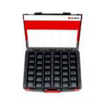 Coffret de rangementà compartiment vide  8.4.1 - 10 PCS, 8.4.1, 500 x 380 x 85 mm, 2400 g, 1pcs