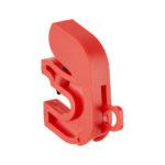 Verrou de consignation universel - 59 mm, 42 mm, Plastique renforcé de fibre de verre, 1pcs