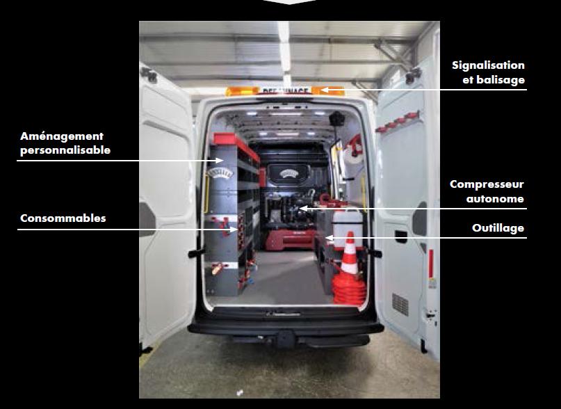 Les solutions ORSYmobil sont conçus pour accueillir tout votre matériel, pour un rangement en toute sécurité et une gestion aisée des stocks.