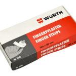 Pansement en tissu pour les doigts - 180 mm, 20 mm, 100 PCS, 100pcs