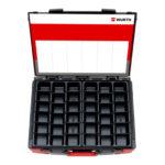 Coffret de rangementà compartiment vide  8.4.1 - 6 PCS, 8.4.1, 500 x 380 x 85 mm, 2400 g, 1pcs