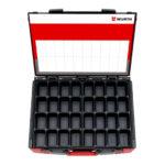 Coffret de rangementà compartiment vide  8.4.1 - 32 PCS, 8.4.1, 500 x 380 x 85 mm, 2400 g, 1pcs