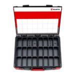 Coffret de rangementà compartiment vide  8.4.1 - 24 PCS, 8.4.1, 500 x 380 x 85 mm, 2400 g, 1pcs