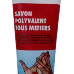 Savon polyvalent tous métiers - 200 ml, Caractéristique, Jaune clair, 1pcs/12pcs